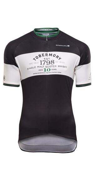 Endura Tobermory Whisky Kortærmet cykeltrøje Herrer sort